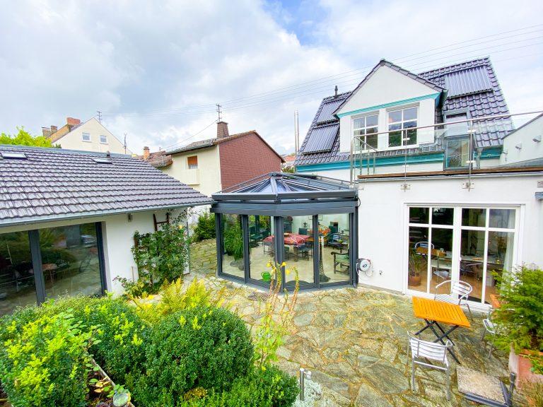Charmantes modernes Einfamilienhaus mit großer Gestaltungsfreiheit!