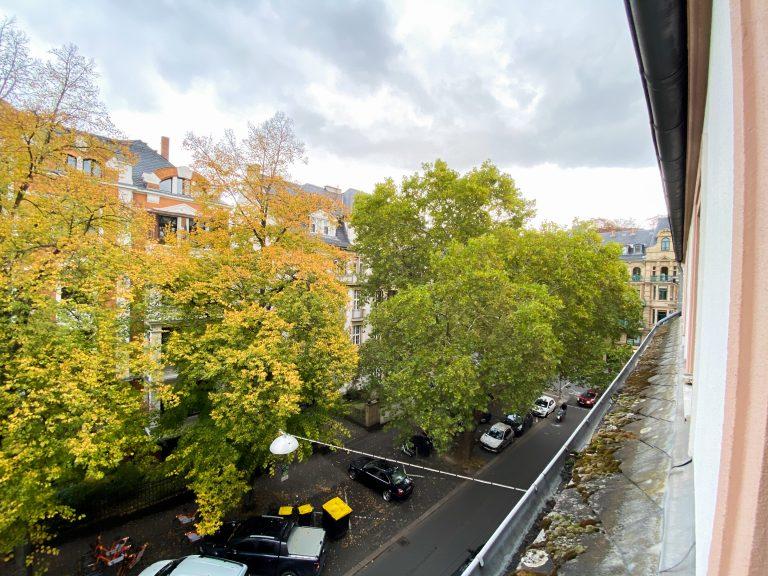 Moderne 2-Zimmer-Wohnung seitlich der Taunusstraße!